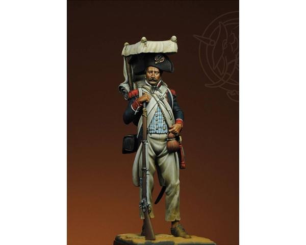 ROMEO MODELS: 75 mm. ; Line Infantry Grenadier, Landing Uniform - Egypt 1798