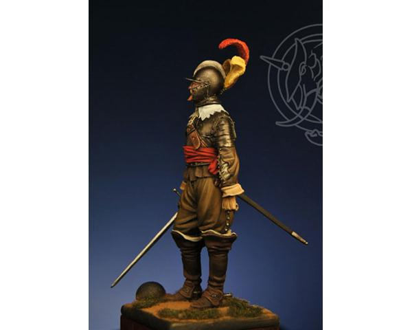 ROMEO MODELS: 75 mm. ; Officer of Tercios - Rocroi 1643