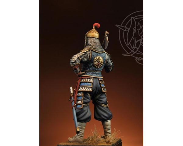 ROMEO MODELS: 75 mm.; Guardia Timurid - 1405