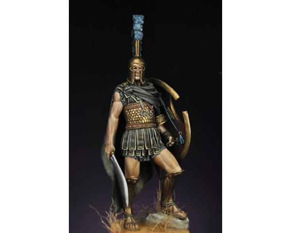 ROMEO MODELS: 75 mm.; THESPIAN HOPLITE