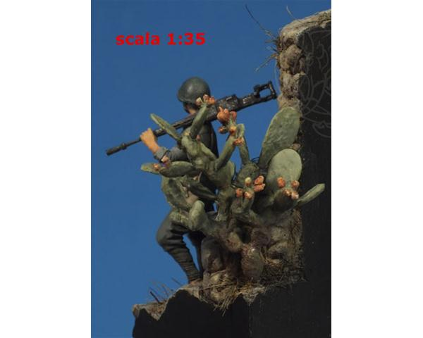 "ROMEO MODELS: 1/35; Private Motorized Infantry Division ""Livorno"". Sicily in July'43"