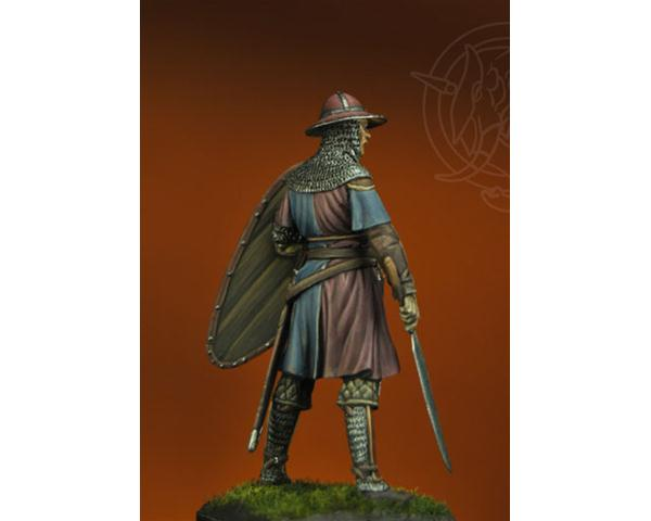 ROMEO MODELS: 54 mm. ; Medieval Sergeant XIII-XIV C.