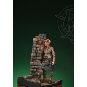 ROMEO MODELS: 1/35;  Scottish Officer - Sicily 1943