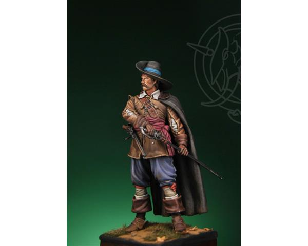 ROMEO MODELS: 75 mm. ; Tercios - Old Soldier - 1643