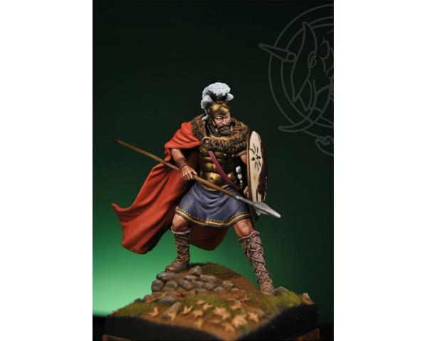 "ROMEO MODELS: 75 mm. ; ""HOSTUS"" Sardo-Punic aristocratic - 215 BC Second Punic War (Luxury Kit)"