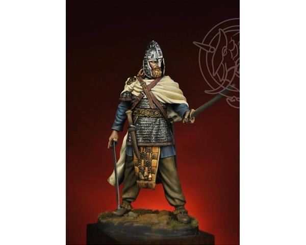 ROMEO MODELS: 75 mm. ; IRISH WARLORD A.D. 1014