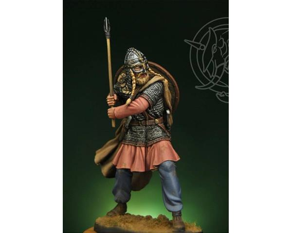 ROMEO MODELS: 75 mm. ; VIKING CHIEFTAIN - A.D. 1014