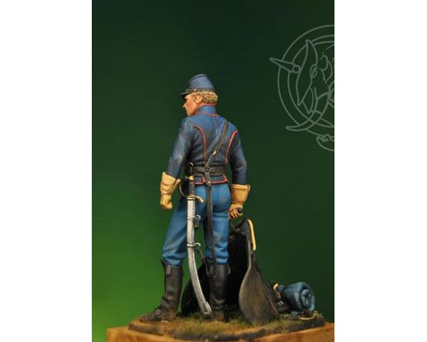 ROMEO MODELS: 75 mm.; Federal Artillery Driver