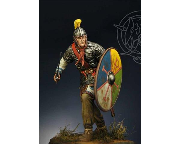 ROMEO MODELS: 75 mm.; Roman Junior Officer 4th Century AD