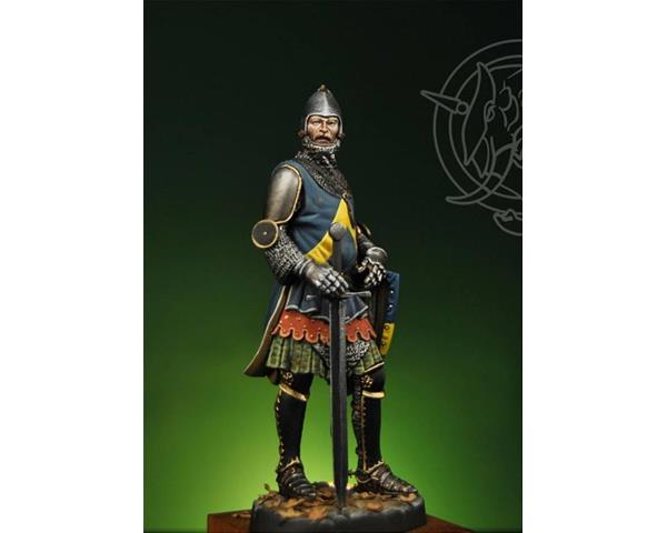 ROMEO MODELS: 75 mm.; English Knight XIV Century