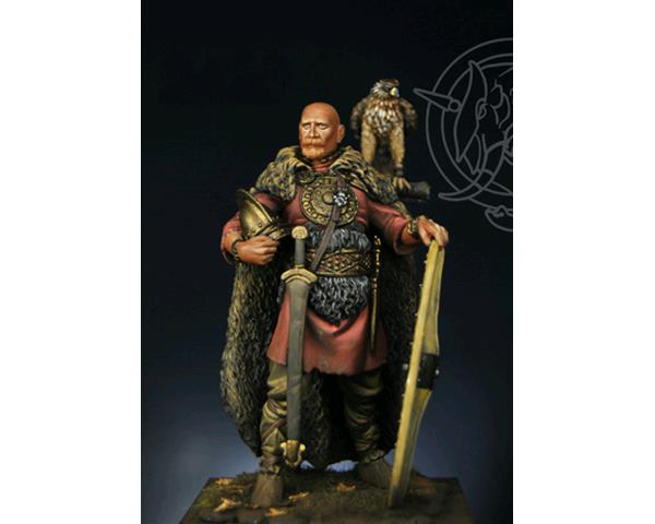 ROMEO MODELS: 75 mm. ; 75mm Celtic Warrior 4th Century b.C.