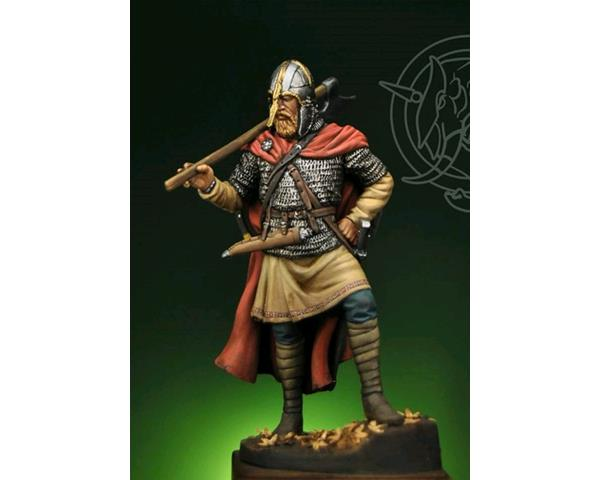 ROMEO MODELS: 75 mm.; 75mm Northumbrian Thegn 8th-9th C.