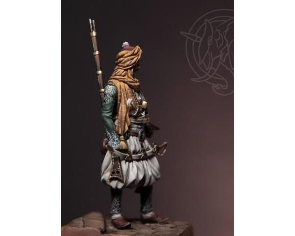 ROMEO MODELS: 54 mm. ; Albanian Chieftain Early 19th Century