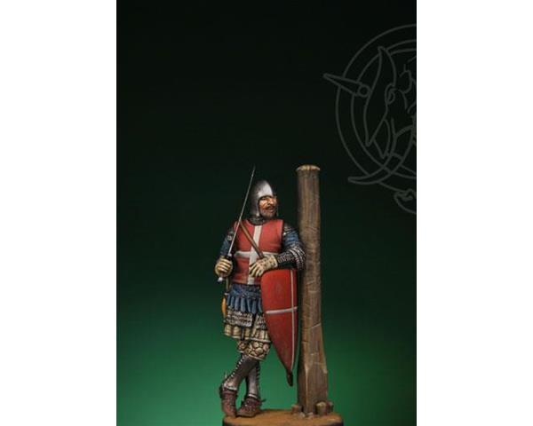 ROMEO MODELS: 54 mm. ; Knight of St. John - XIV Century