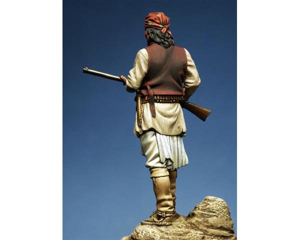 ROMEO MODELS: 54 mm. ; Geronimo (Goyathlay) 1829 - 1909 (Capo Apache)