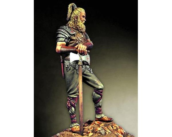 ROMEO MODELS: 54 mm. ; Germanic Warrior - 1 A.C.