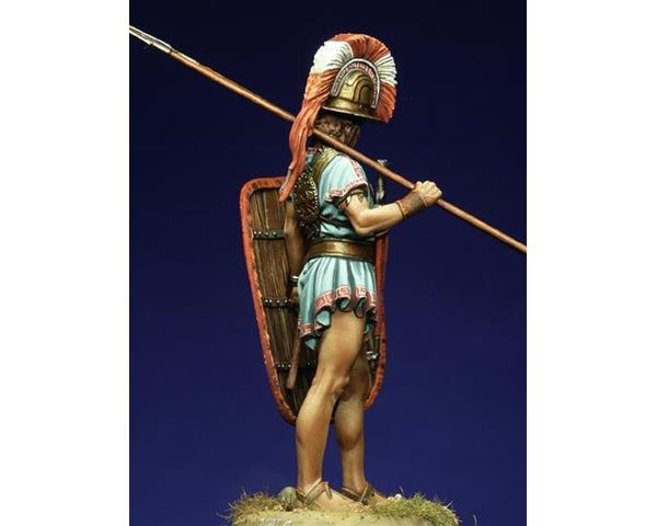 ROMEO MODELS: 54 mm. ; Italian Warrior IV C. b.C.