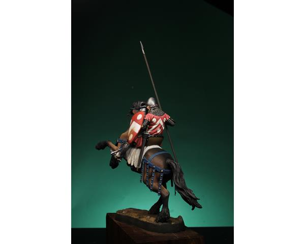 ROMEO MODELS: 54 mm. ; English Knight XIV Century