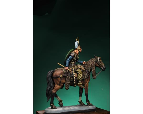 ROMEO MODELS: 54 mm. ; Cavaliere Celtico III secolo a.C.