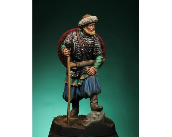 ROMEO MODELS: 54 mm. ; Eastern Viking Warrior, X Century