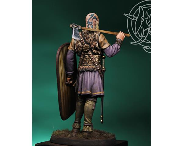 ROMEO MODELS: 54 mm.; Guerriero Celta III secolo a.C.