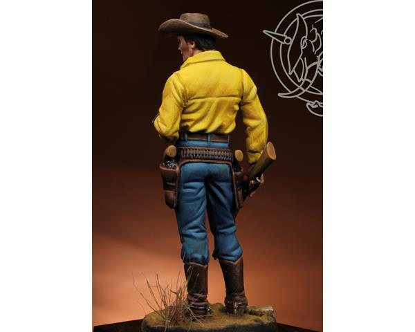 ROMEO MODELS: 54 mm.; Ranger del Texas 1883