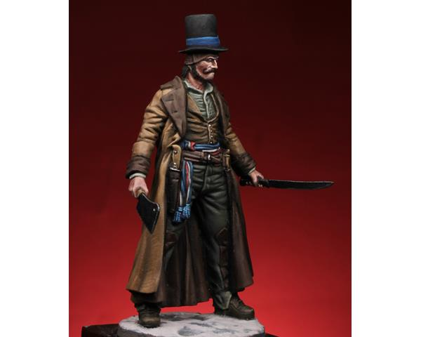 "ROMEO MODELS: 54 mm.; William Pole ""The Butcher"", New York 1854"