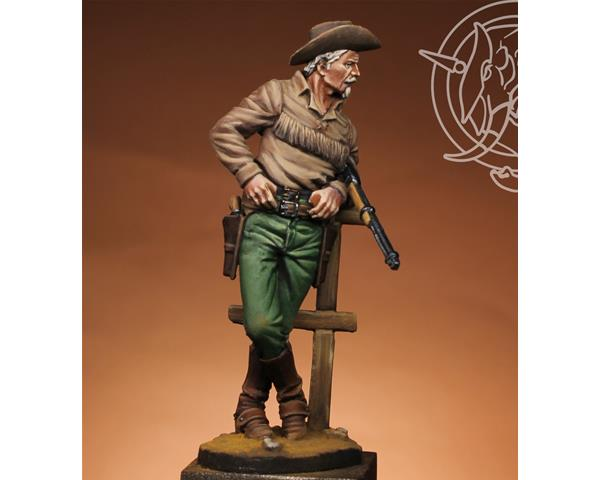 ROMEO MODELS: 54 mm. ; Veteran Texas Ranger 1883