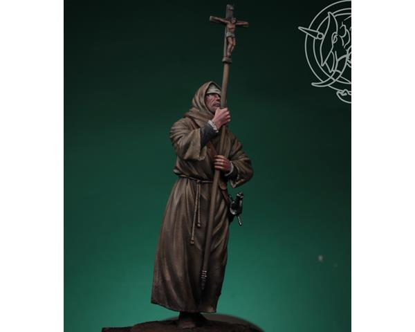 ROMEO MODELS: 54 mm. ; Monk of the Tercios, 1585
