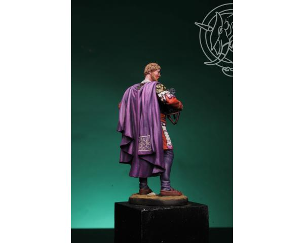 ROMEO MODELS: 54 mm.; Emperor Flavius Claudius Julianus - the Apostate ( 360-363 a.D.)