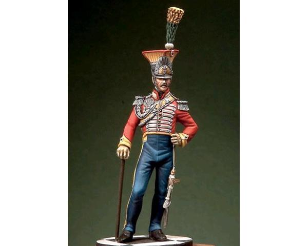 ROMEO MODELS: 54 mm. ; Body Gard - Naples Kingdom 1813-1815