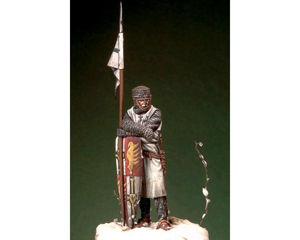 ROMEO MODELS: 54 mm. ; Knight of the Teutonic Order - Middle of XIII Century