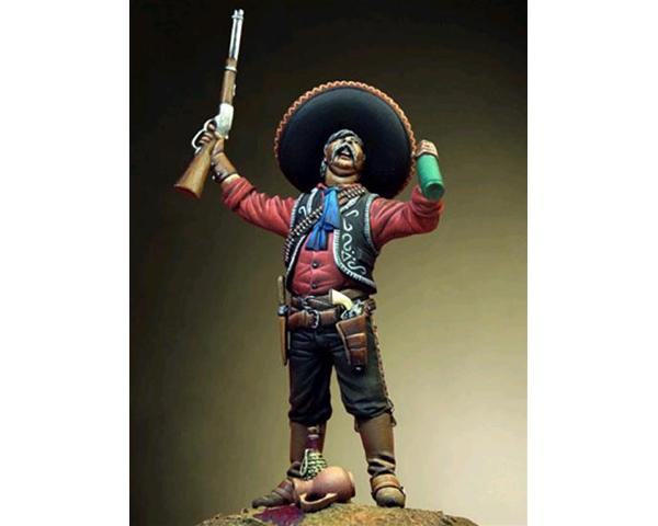 ROMEO MODELS: 54 mm. ; Mexican Revolutionay, 1910-17