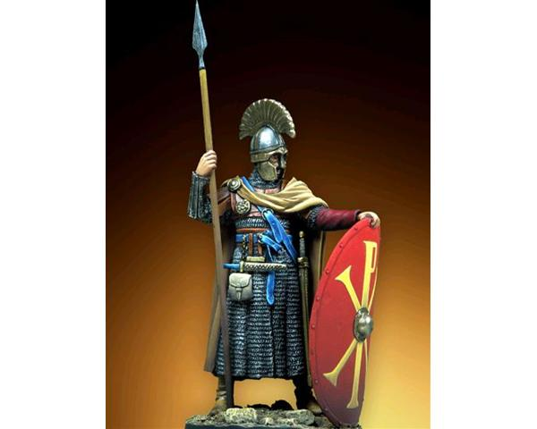 ROMEO MODELS: 54 mm. ; Byzantine Infantry Official - VI Century A.D.