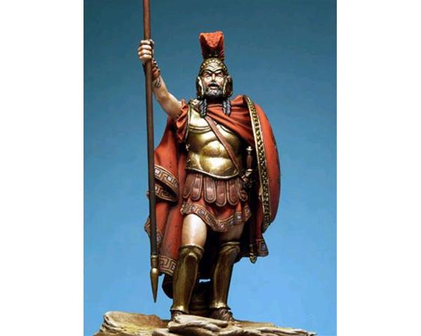 ROMEO MODELS: 54 mm. ; Greek Commander