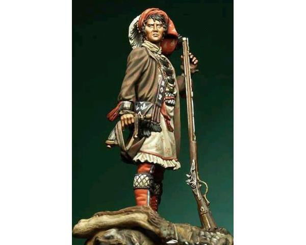 ROMEO MODELS: 54 mm. ; ''Osceola'' Seminoles Chief