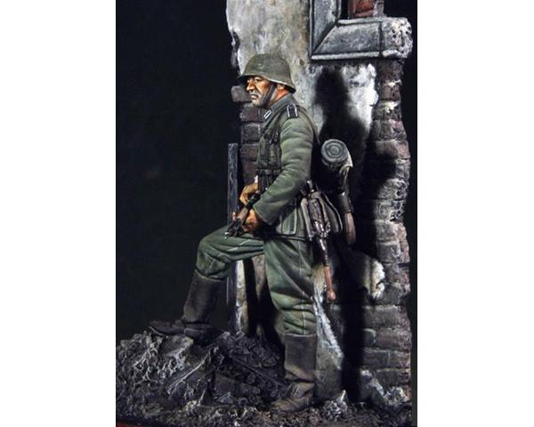 ROMEO MODELS: 54 mm. ; Fante Esercito Tedesco Wehrmacht