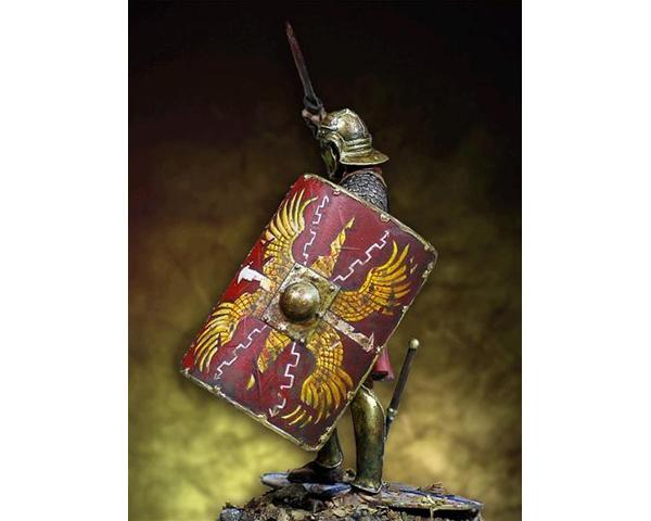 ROMEO MODELS: 54 mm. ; Roman Legionary - 2nd Dacia War 105 A.D.