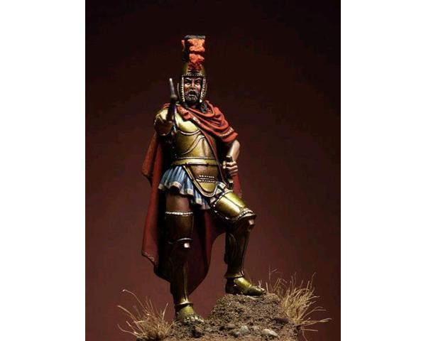 ROMEO MODELS: 54 mm. ; Re Etrusco (Lars Porsenna) - ca. 500 a.C.