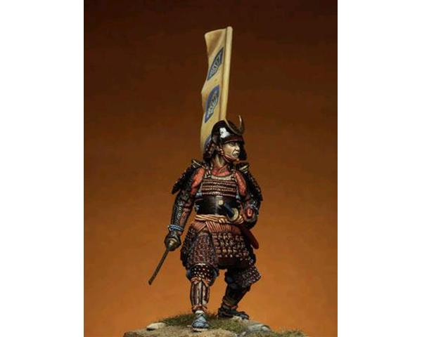 ROMEO MODELS: 54 mm. ; Samurai of the Momoyama period (Japan 1574-1602)