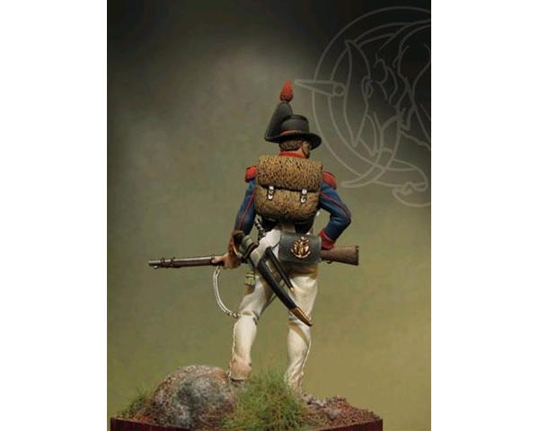 ROMEO MODELS: 54 mm. ; Sailor of the Guard Maritime small uniform - Kingdom of Naples 1