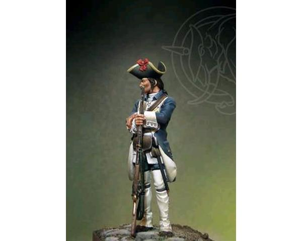 "ROMEO MODELS: 54 mm. ; Fusilier Regiment Provincial ""Val di Noto"" Kingdom of Two Sicili"