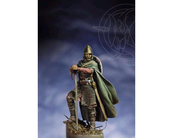 "ROMEO MODELS: 54 mm. ; Anglo-Saxon ""Huscarle"" Hastings, AD 1066"