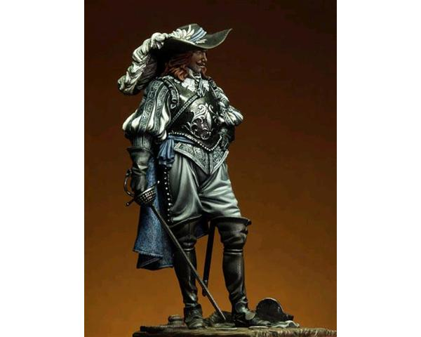 ROMEO MODELS: 75 mm. ; Spanish Noble - XVII Century