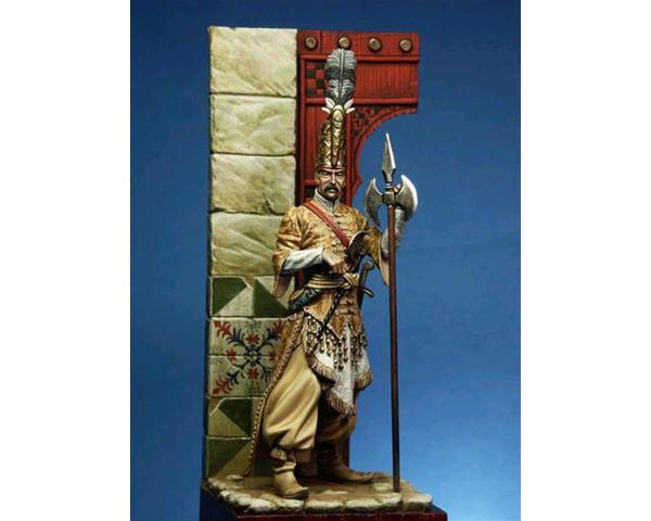 ROMEO MODELS: 75 mm.; Peyk - Messaggero del Sultano