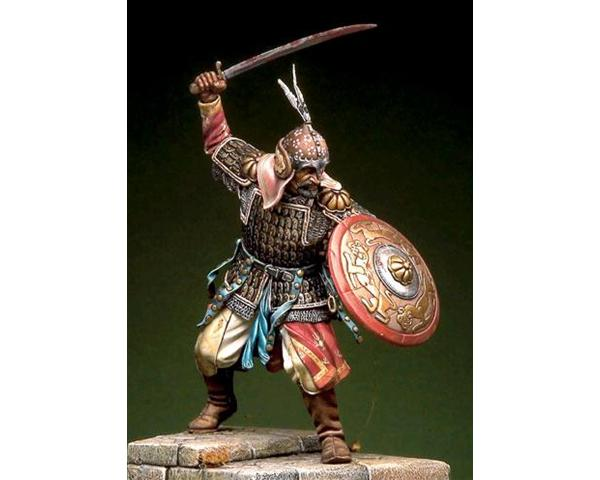 ROMEO MODELS: 90 mm. ; Ghulam Warrior (1099)