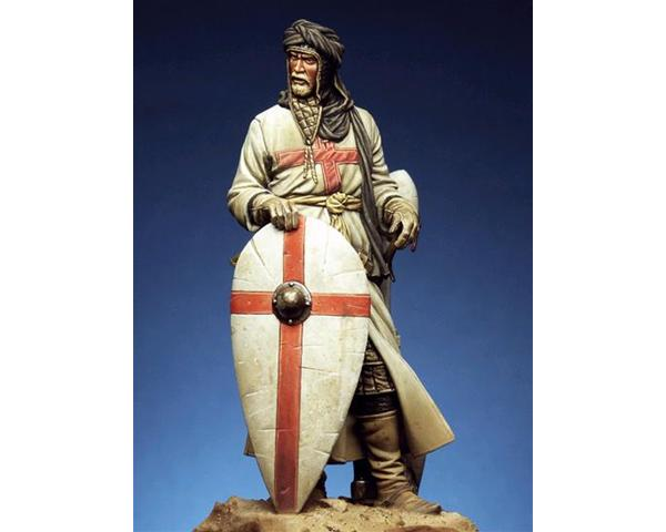 ROMEO MODELS: 90 mm. ; Crusader Knight