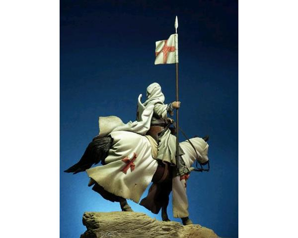 ROMEO MODELS: 90 mm. ; Crusader's Knight