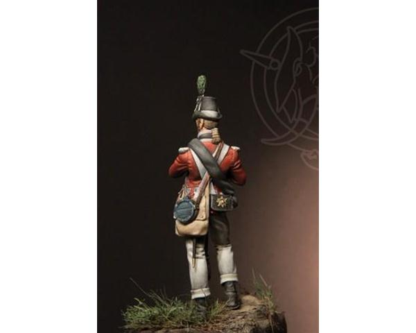 ROMEO MODELS: 54 mm. ; Royal Marines - Private 1805