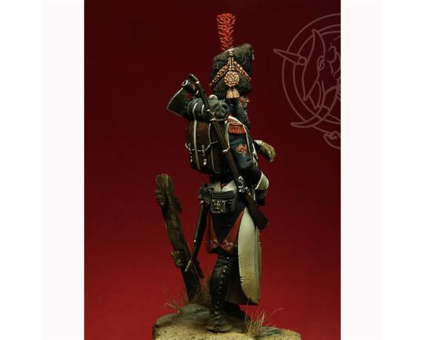 ROMEO MODELS: 75 mm. ; Sapper of Foot Grenadiers of the Guard - 1806-7